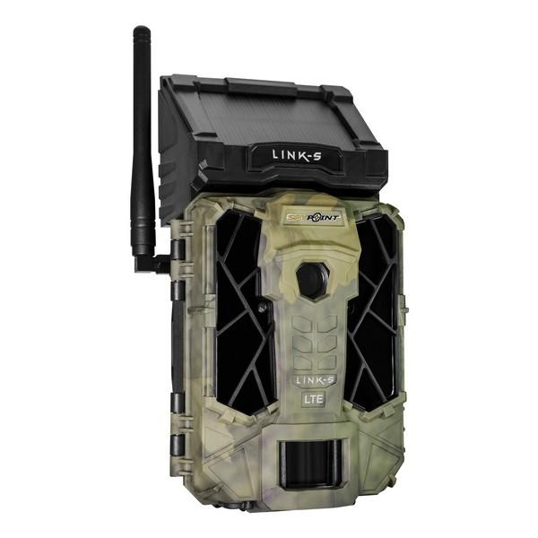 LINK-S Caméra de surveillance solaire et cellulaire