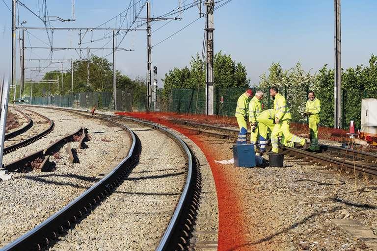 systemes de securite chemin de fer